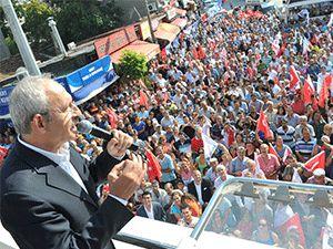 Kılıçdaroğlu İstanbul'da