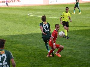 Pendikspor-Anadolu Selçukspor: 2-0