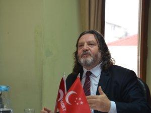 """SİYASİ LİDERLER GERGİNLİKTEN MEDET UMUYOR"""