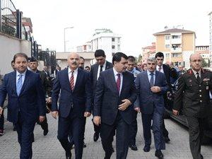 İSTANBUL VALİSİ VASİP ŞAHİN MALTEPE'DE