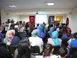 160 KURSİYER SERTİFİKA VE KATILIM BELGESİ ALDI