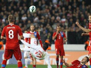 EURO 2008'DE TARİHİ GALİBİYET