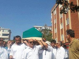 TRABZONSPOR CAMİASI CENAZEDEYDİ