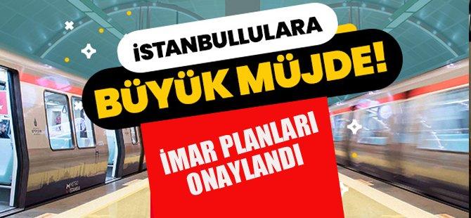 İSTANBUL'U İLGİLENDİREN İMAR PLANLARI ONAYLANDI