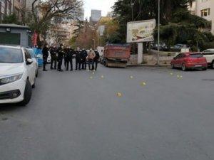 İSTANBUL'DA POLİS MERKEZİ ÖNÜNDE SİLAHLI SALDIRI