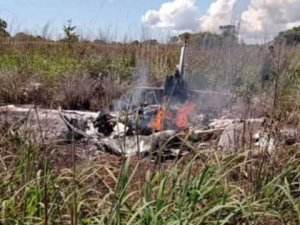Brezilya'da  Futbol yasta! Uçak kazasında 5 ölü!