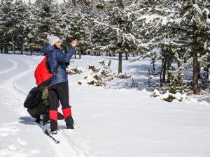 Kışın doğanın adresi: Toros Dağları