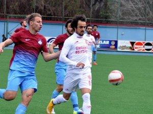 Deplasmanda 1461 Trabzonspor'a 2-0 mağlup oldu