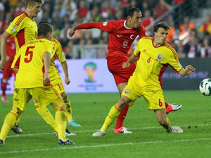 KAZAKİSTAN 0-1 TÜRKİYE