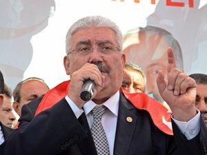'CHP VE HDP KENDİ KENDİLERİNE GELİN GÜVEY OLDU'