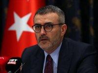 Ak Parti Genel Başkan yardımcısı Mahir Ünal'dan ittifak açıklaması