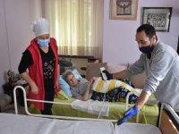 Tuzla'da Bakıma Muhtaç Hastalara özel hizmet