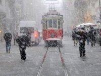 İstanbul ve bazı ilerde yüz yüze eğitime kar engeli!