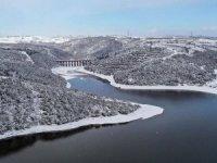 İstanbul'a kar bereket getirdi