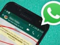 WhatsApp'tan korkutan iddia