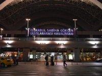 Sabiha Gökçen Havalimanı 8 ayda yaklaşık 15 milyon yolcuya hizmet verdi