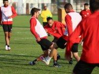 Pendikspor Zonguldak Kömürspor maçına hazır